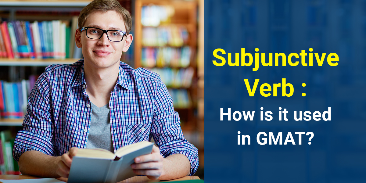 What is a subjunctive verb?
